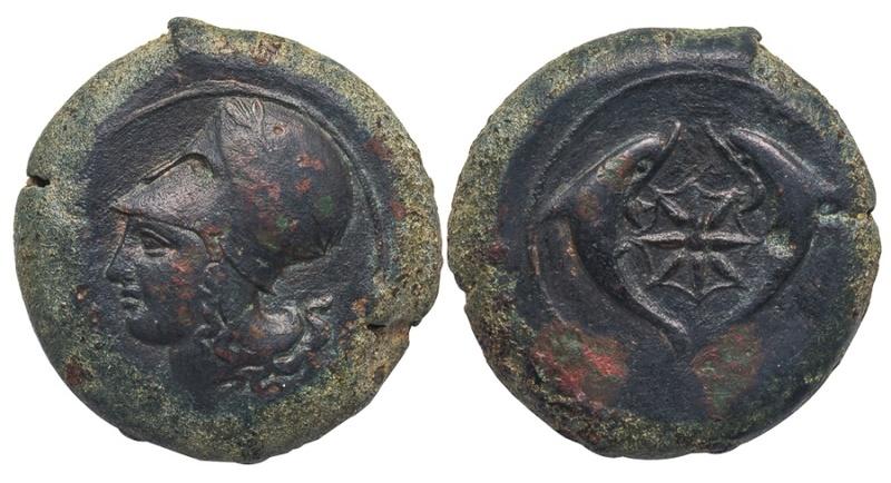 Fausses drachmes de Syracuse en bronze Sgt7kd10