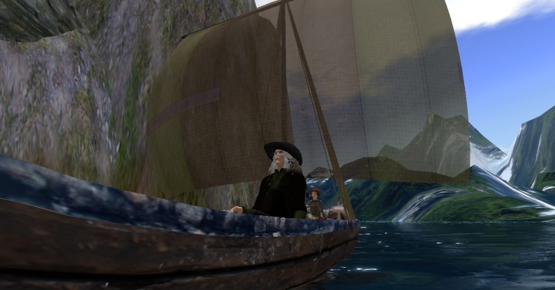Sad News, Our Teacher and Druid Sung Hifeng has passed to the Western Isles Boatri10
