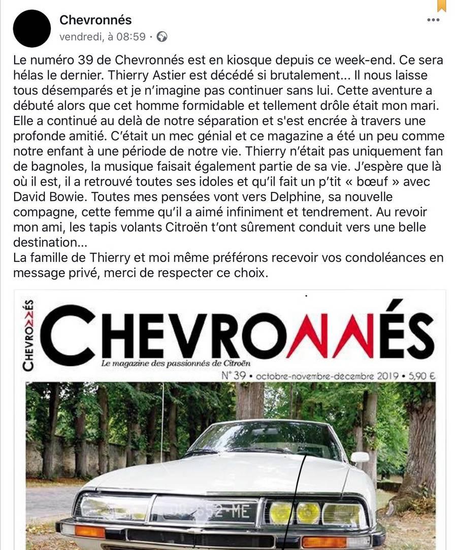 """""""Chevronnés""""... en noir ! Cv10"""