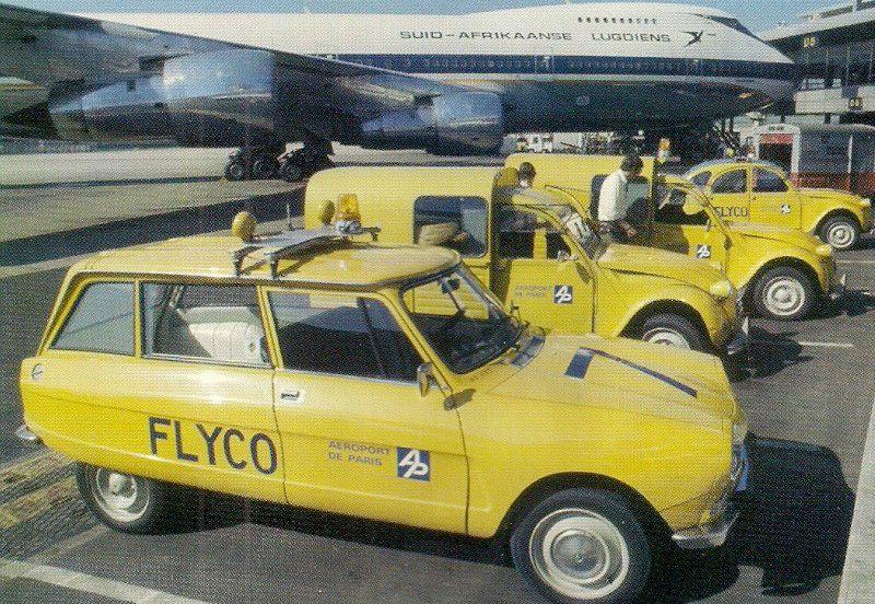 Salon de l'Aviation 1989 Flyco10