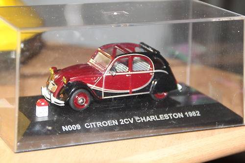 Nostalgie 2cv Charleston N00910