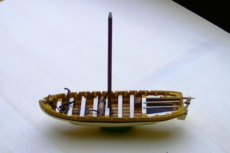 Zebra-Baubericht: HMS Victory v DeAgostini Longbo24