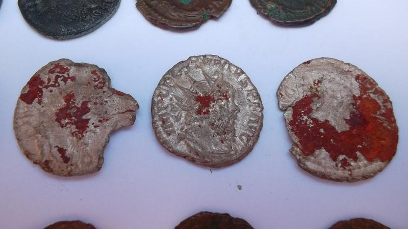 [VENDU] Lot de 25 monnaies romaines  Sam_0624