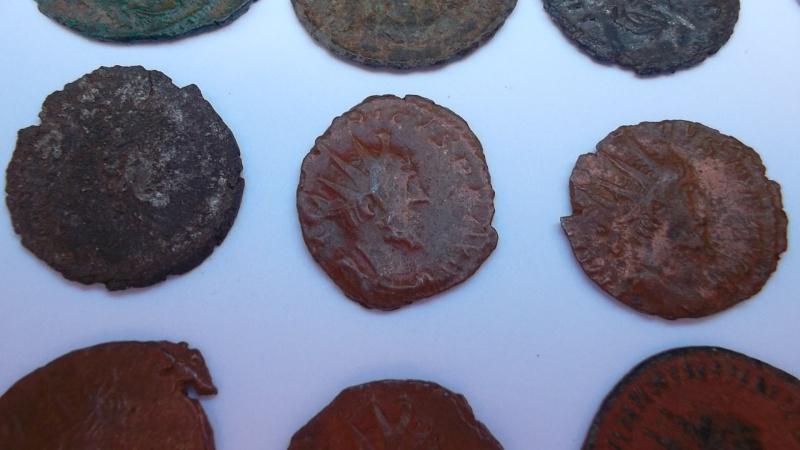 [VENDU] Lot de 25 monnaies romaines  Sam_0625