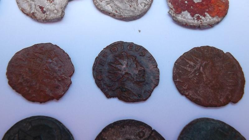 [VENDU] Lot de 25 monnaies romaines  Sam_0626