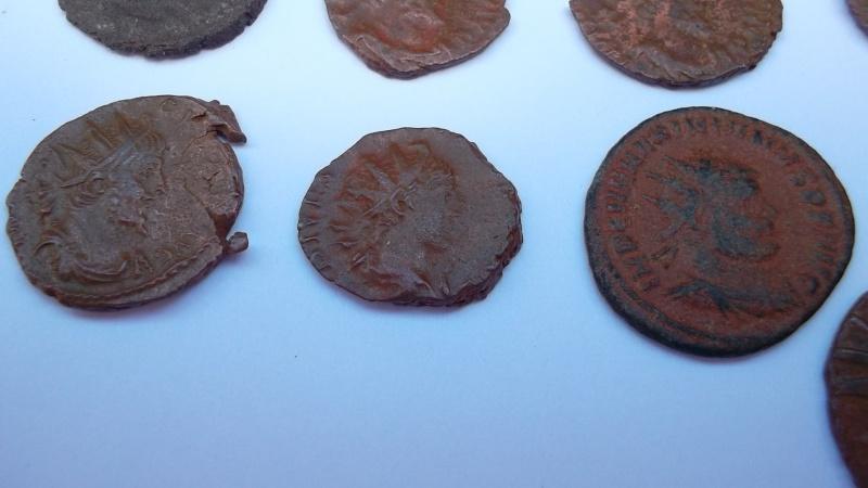 [VENDU] Lot de 25 monnaies romaines  Sam_0628