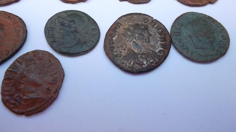 [VENDU] Lot de 25 monnaies romaines  Sam_0629