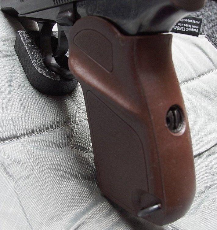 Makarov / Пистолет Макарова P1220010