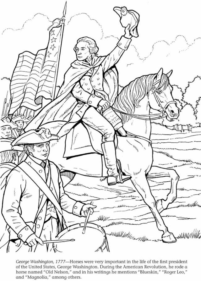 Personaggi illustri : storia inglese e americana Colori10