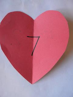 """""""Numeri amici del...""""  - classe prima scuola primaria Hearts10"""