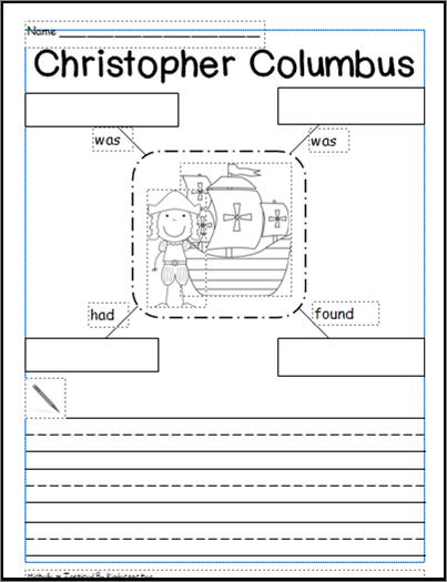 ATTIVITà: COLUMBUS DAY - 12 Ottobre Page410