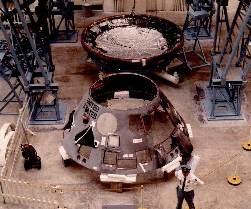 Photos rares et/ou originales, de préférence inédites sur le forum - Page 11 Apollo15