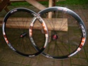 Paire de roues felt TTR2 P1000711
