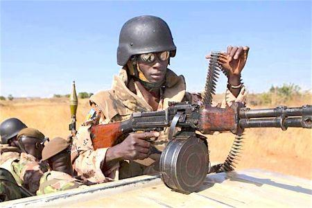 Armée Malienne / Armed and Security Forces of Mali - Page 14 2812-410