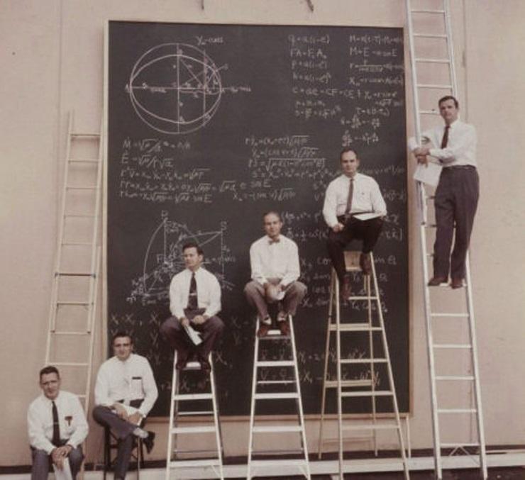 La NASA en 1961 0110