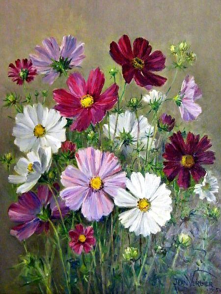 Les FLEURS  dans  L'ART - Page 43 0339b310