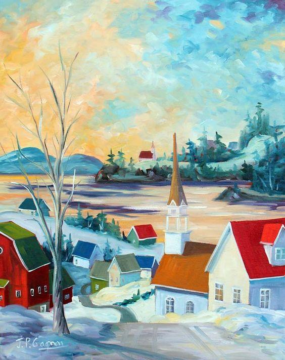 Tous les paysages en peinture. - Page 6 034c4a10