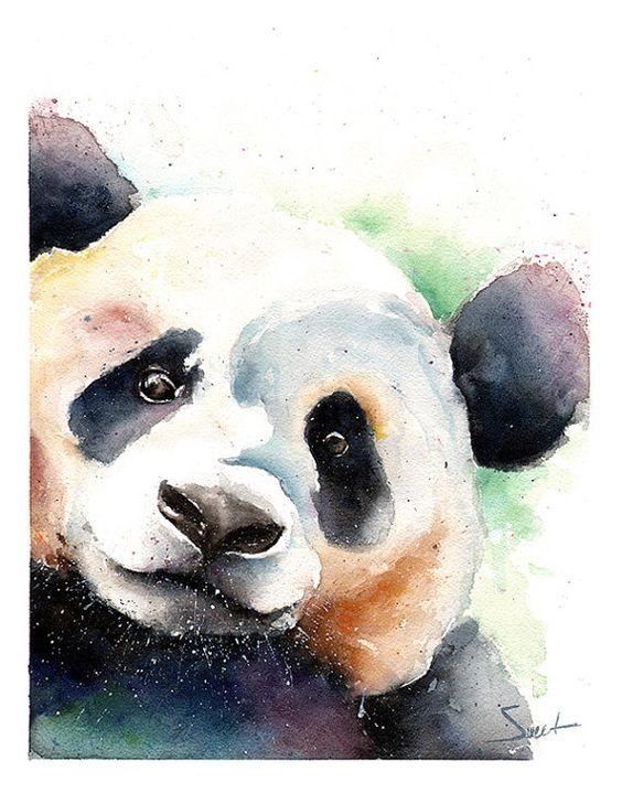 Les animaux peints à l'AQUARELLE - Page 4 03f7d710