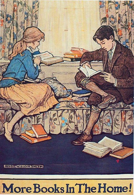 La lecture, une porte ouverte sur un monde enchanté (F.Mauriac) - Page 5 04d15510