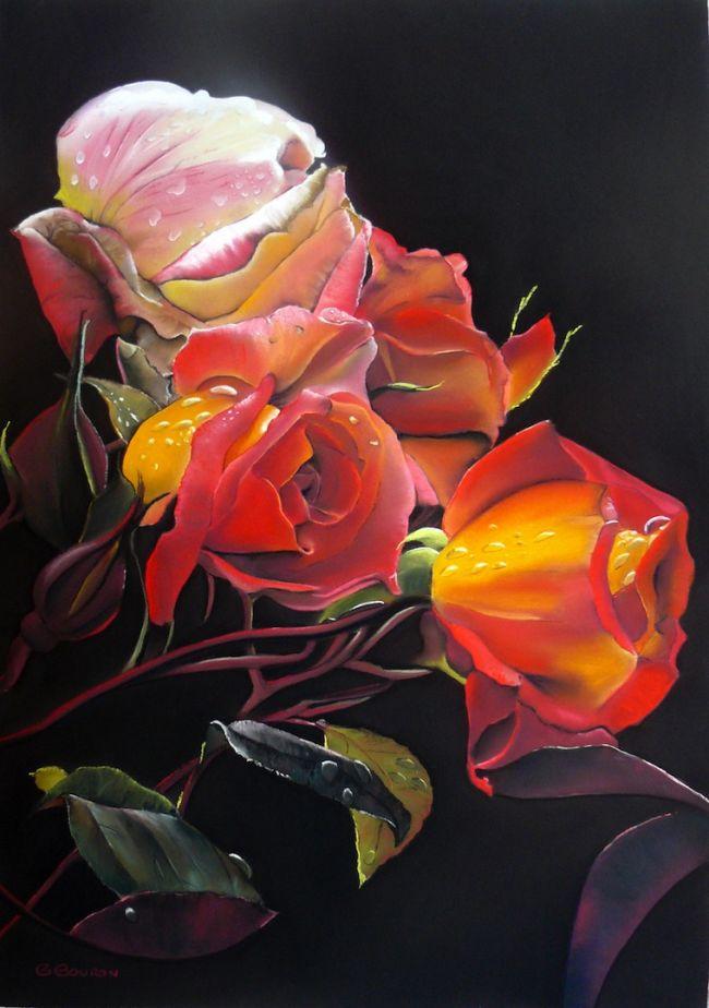 Le doux parfum des roses - Page 6 08405810