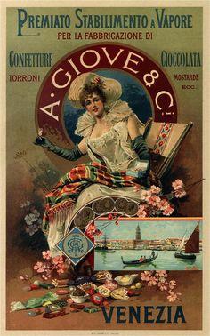 Les affiches du temps passé quand la pub s'appelait réclame .. - Page 42 0bb56410
