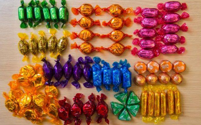Les bonbons de ma jeunesse. 10937410