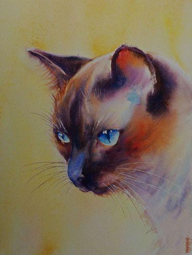 Les animaux peints à l'AQUARELLE - Page 3 13918510