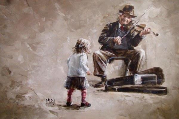 """"""" La Musique adoucit les moeurs """" ( Aristote ) 14688711"""