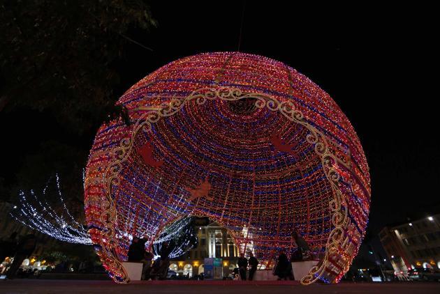 Les illuminations de Noël pour les fêtes 2.015   2.016 ! - Page 14 2013-110