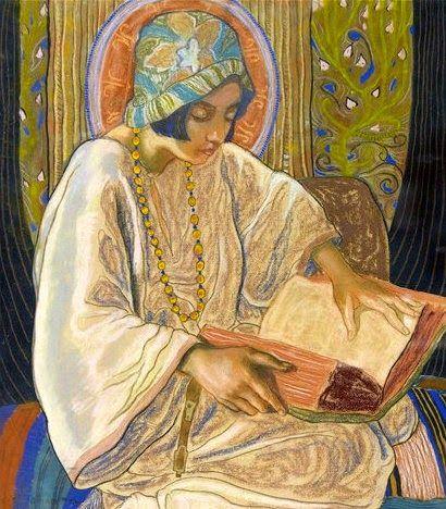 La lecture, une porte ouverte sur un monde enchanté (F.Mauriac) - Page 6 22173910