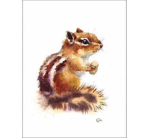 Les animaux peints à l'AQUARELLE - Page 3 2aee3610