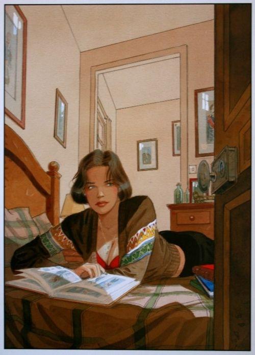 La lecture, une porte ouverte sur un monde enchanté (F.Mauriac) - Page 3 489bc910