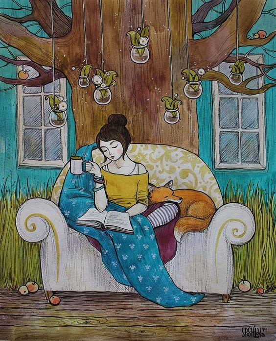 La lecture, une porte ouverte sur un monde enchanté (F.Mauriac) - Page 5 4c564d10