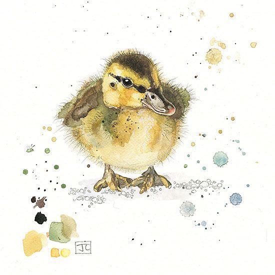 Les animaux peints à l'AQUARELLE - Page 2 6621ae10