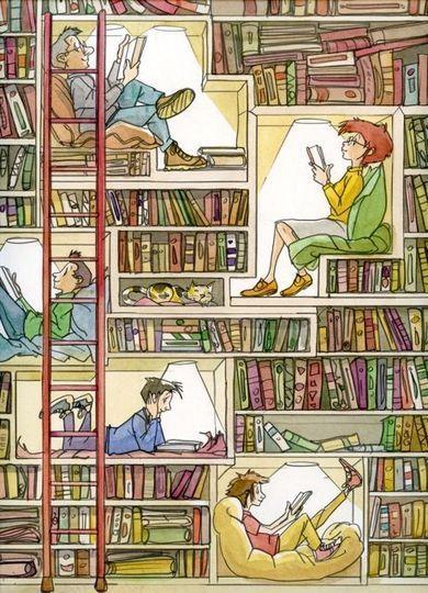 La lecture, une porte ouverte sur un monde enchanté (F.Mauriac) - Page 5 66e69810