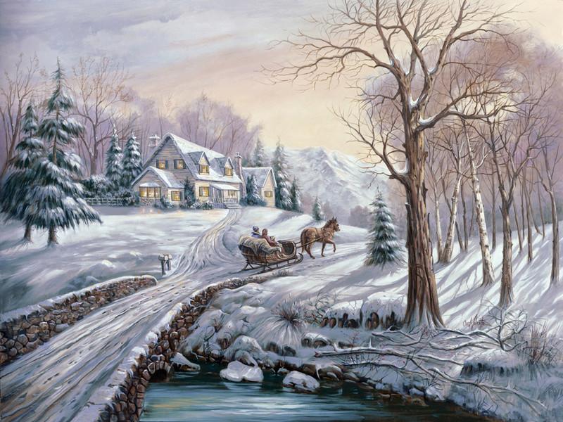 Tous les paysages en peinture. - Page 4 68610