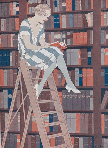 La lecture, une porte ouverte sur un monde enchanté (F.Mauriac) - Page 3 6f011f10