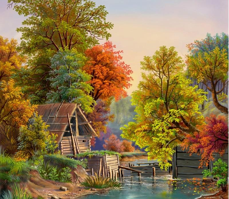 Tous les paysages en peinture. 89747610