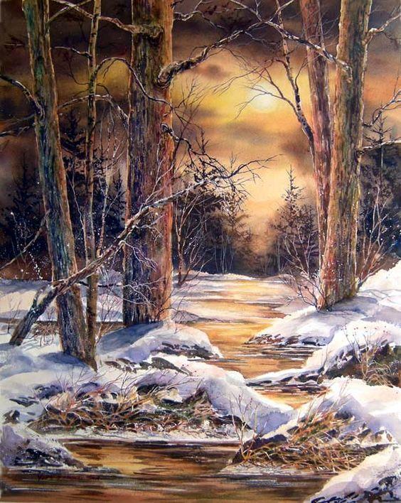 L'eau paisible des ruisseaux et petites rivières  - Page 11 91a8ba10