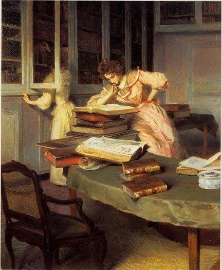 La lecture, une porte ouverte sur un monde enchanté (F.Mauriac) - Page 6 9b591110