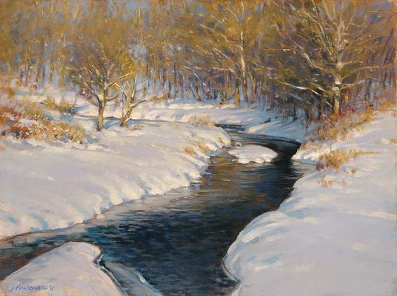 L'eau paisible des ruisseaux et petites rivières  - Page 11 A0099510