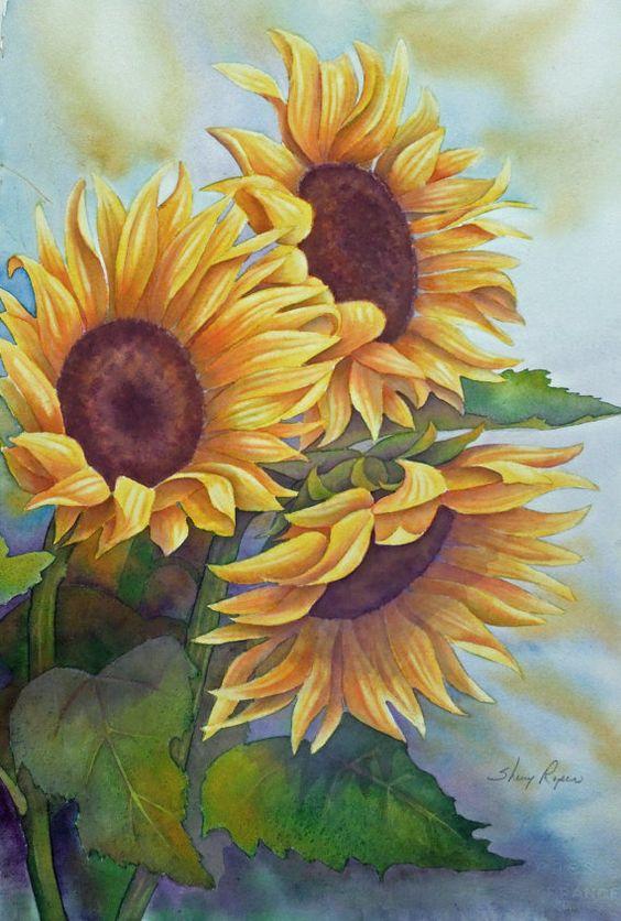 Les FLEURS  dans  L'ART - Page 42 Abb32611