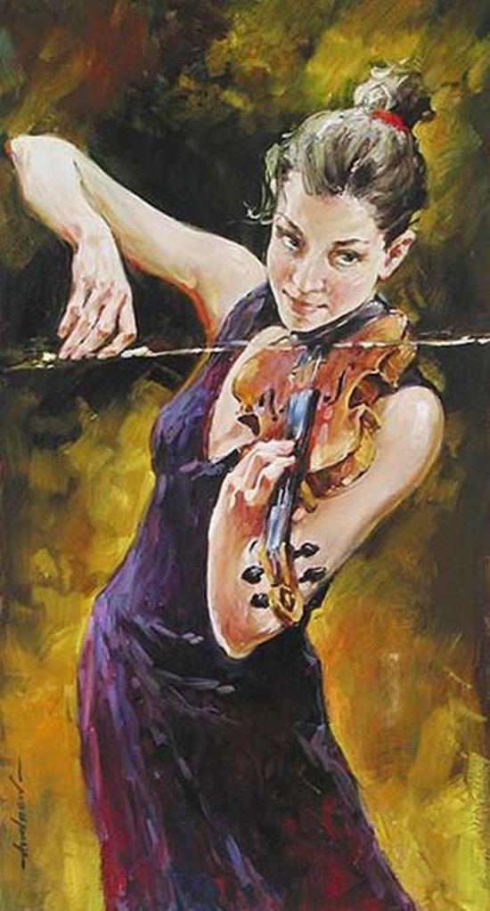 """"""" La Musique adoucit les moeurs """" ( Aristote ) Andrew12"""