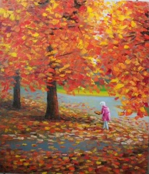 Tous les paysages en peinture. Andrey10