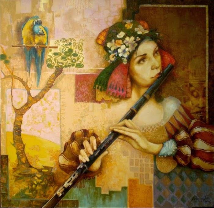 """"""" La Musique adoucit les moeurs """" ( Aristote ) Artava10"""
