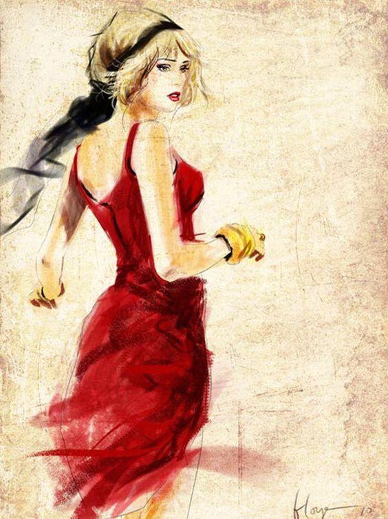 La  FEMME  dans  l' ART - Page 8 B2288410