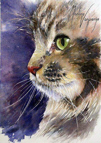 Les animaux peints à l'AQUARELLE - Page 4 B4914f10