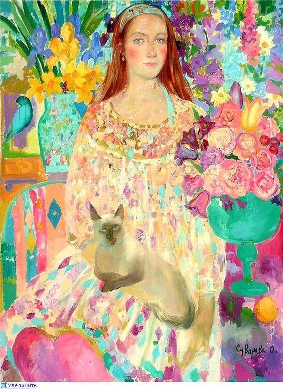 La  FEMME  dans  l' ART - Page 8 C8369e10