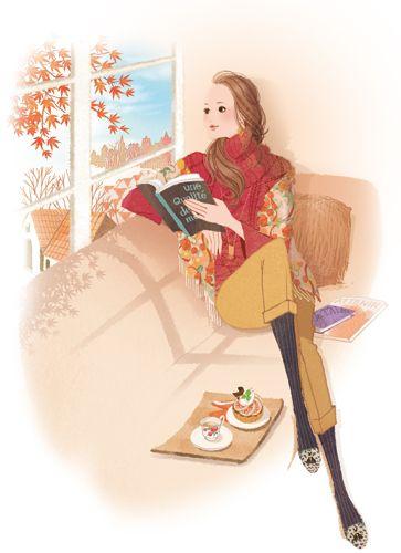 La lecture, une porte ouverte sur un monde enchanté (F.Mauriac) - Page 6 Caa45410