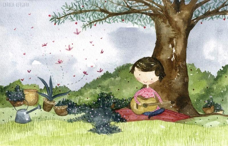 C'est l'été ... - Page 8 Carola12